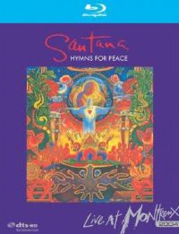 Cover Santana - Hymns For Peace - Live At Montreux 2004 [DVD]
